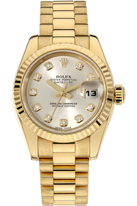 Datejust Yellow Gold Automatic