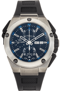 Ingenieur Double Chronograph Titanium Automatic