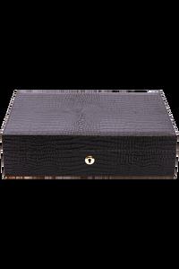Brompton Brown Ten Watch Box