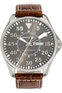 Khaki Pilot Stainless Steel Automatic