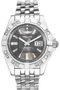 Galactic 41 Stainless Steel Automatic