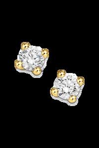 Joy Ear Pins in 18K Yellow Gold