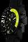 44mm Chrono Black IP