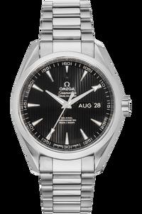 Seamaster Aqua Terra Co-Axial Annual Calendar Stainless Steel Automatic