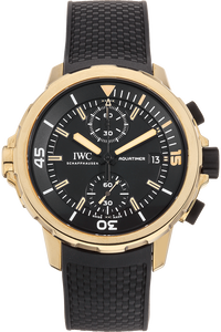 Aquatimer Chronograph Expedition Charles Darwin Bronze Automatic