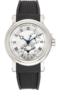 Marine Dual Time Stainless Steel Automatic