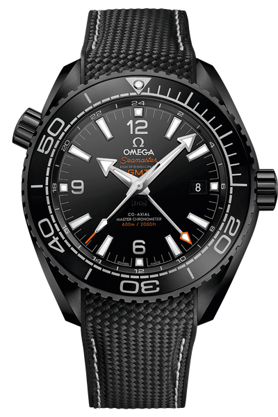 Seamaster Planet Ocean 600 M Omega Co-Axial Master Chronometer GMT
