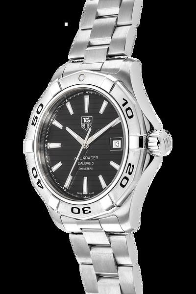 the best attitude e6258 36def Pre-Owned TAG Heuer Aquaracer Calibre 5 (WAP2010)