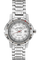 Ladies 32mm Steel White Dial Bracelet