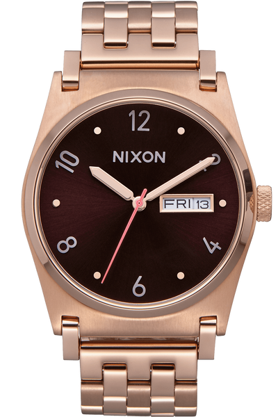 Jane, All Rose Gold / Brown