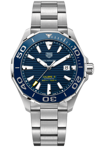 Aquaracer Calibre 5 Automatic Ceramic Bezel
