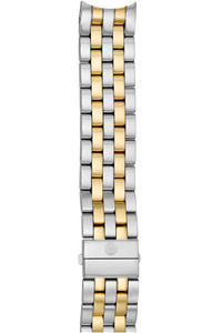 Sport Sail 20MM Large Two-Tone Gold-Plated Bracelet