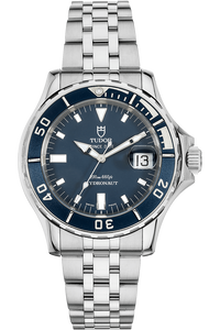 Prince Date Hydronaut Stainless Steel Automatic