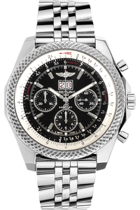 Bentley 6.75 Stainless Steel Automatic