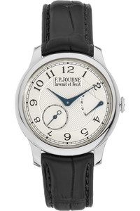 Chronometre Souverain Platinum Manual