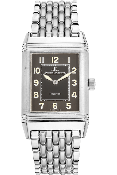 Reverso Grande Taille Stainless Steel Manual