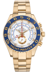 Yachtmaster II Yellow Gold Automatic