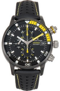 Pontos Supercharged Chronograph PVD Stainless Steel Automatic