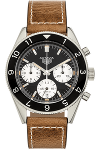 Autavia Calibre Heuer 02 Stainless Steel Automatic