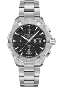 Aquaracer Calibre 16 Automatic Chronograph