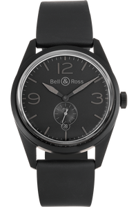 BR 123 Phantom PVD Stainless Steel Automatic