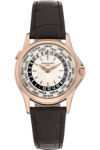 World Time Reference 5110 Rose Gold Automatic