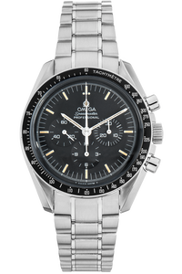 Speedmaster Moonwatch Professional Stainless Steel Manual