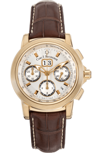 Patravi ChronoDate Annual Rose Gold Automatic