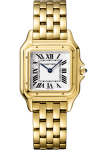 Panthère de Cartier Medium Yellow Gold