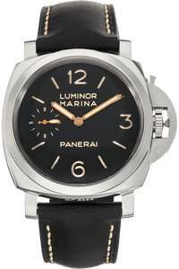 Luminor Marina 1950 3 Days Stainless Steel Manual