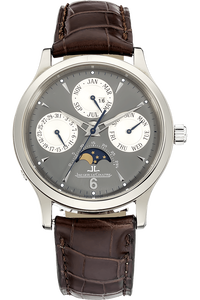 Master Control Perpetual Calendar White Gold Automatic