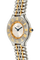 Must 21 Yellow Gold-Plated and Stainless Steel Quartz