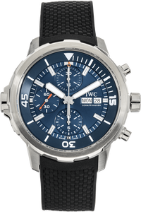 Aquatimer Chronograph Cousteau Stainless Steel Automatic