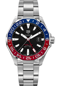 Aquaracer 300M Calibre 7 Automatic GMT Watch