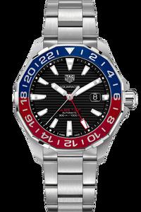 Aquaracer 300M Calibre 7 Automatic GMT Watch