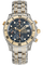 Seamaster Diver Chronograph Yellow Gold and Stainless Steel Automatic