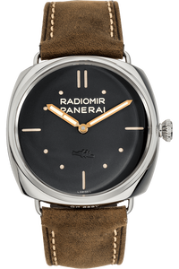 Radiomir S.L.C 3 Days Stainless Steel Manual