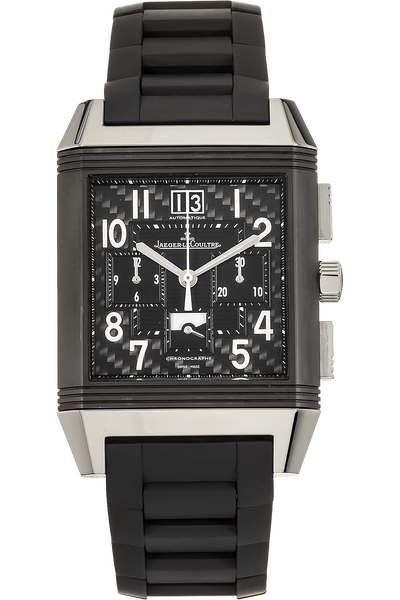 Reverso Squadra World Ceramic and Stainless Steel Automatic