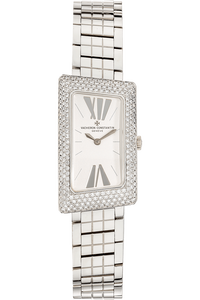 1972 Small Model White Gold Quartz