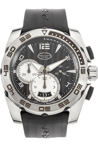 Pershing Chronograph Stainless Steel Automatic