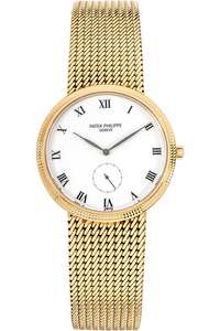 Calatrava Reference 3919 Yellow Gold Manual