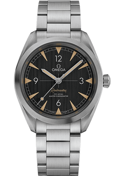 Seamaster Railmaster Co-Axial Master Chronometer 40 MM