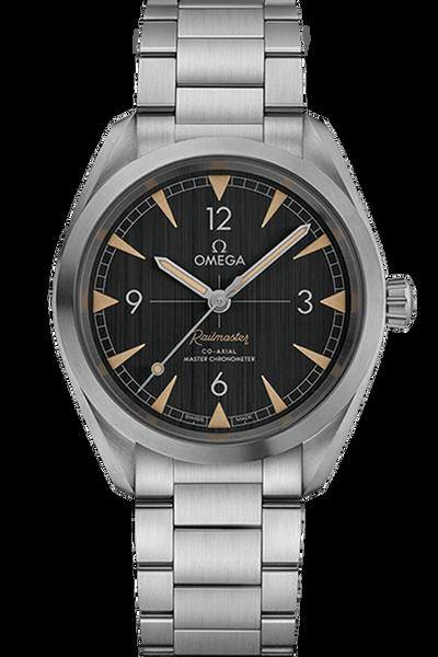 Seamaster Railmaster Co-Axial Master Chronometer 40 MM