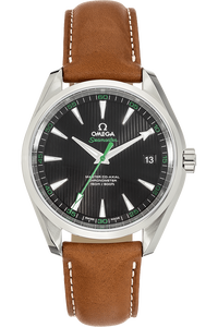 Aqua Terra Master Co-Axial Golf Stainless Steel Automatic
