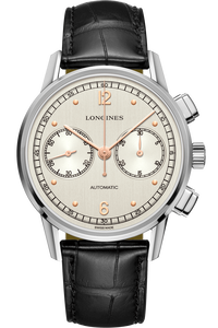 The Longines Heritage Chronograph 1940