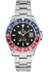 GMT-Master Tritium Dial Lug Holes Stainless Steel Automatic