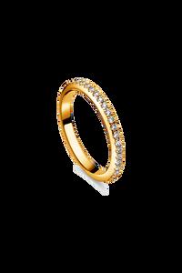 Joy Wedding Ring in 18K Yellow Gold