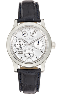 Master Eight Days Perpetual Calendar Platinum Manual