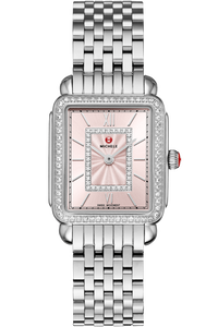 Deco II Mid Blush Diamond Dial