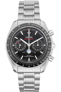 Moonwatch Co-Axial Master Chronometer Moonphase Chronograph Stainless Steel Automatic